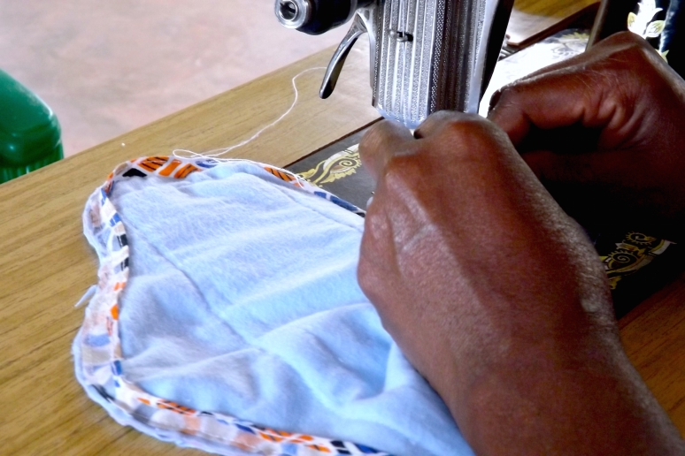 Lily Pads Making